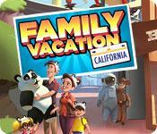 Funzione di screenshot del gioco Family Vacation California