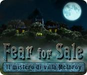 Image Fear for Sale: Il mistero di villa McInroy
