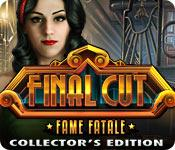 Funzione di screenshot del gioco Final Cut: Fame Fatale Collector's Edition