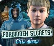 Funzione di screenshot del gioco Forbidden Secrets: Città aliena