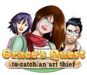 Funzione di screenshot del gioco Grace's Quest: To Catch An Art Thief