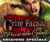 Funzione di screenshot del gioco Grim Façade: Il Prezzo della Gelosia Edizione Speciale