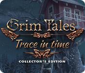 Funzione di screenshot del gioco Grim Tales: Trace in Time Collector's Edition