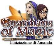 Funzione di screenshot del gioco Guardians of Magic: L'iniziazione di Amanda
