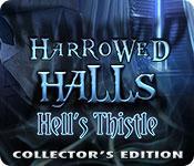 Funzione di screenshot del gioco Harrowed Halls: Hell's Thistle Collector's Edition