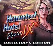 Funzione di screenshot del gioco Haunted Hotel: Phoenix Collector's Edition
