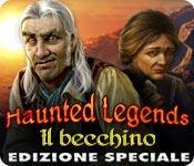 Funzione di screenshot del gioco Haunted Legends: Il becchino Edizione Speciale