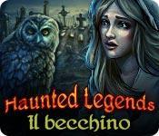 Funzione di screenshot del gioco Haunted Legends: Il becchino