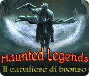 Funzione di screenshot del gioco Haunted Legends: Il Cavaliere di Bronzo