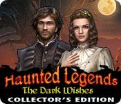 Funzione di screenshot del gioco Haunted Legends: The Dark Wishes Collector's Edition