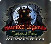 Funzione di screenshot del gioco Haunted Legends: Twisted Fate Collector's Edition