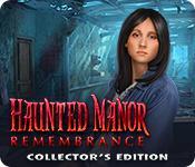 Funzione di screenshot del gioco Haunted Manor: Remembrance Collector's Edition