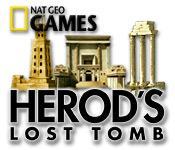 Funzione di screenshot del gioco National Geographic  presents: Herod's Lost Tomb