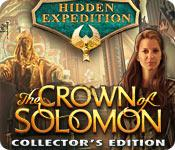Funzione di screenshot del gioco Hidden Expedition: The Crown of Solomon Collector's Edition