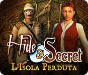 Funzione di screenshot del gioco Hide and Secret: L'Isola Perduta