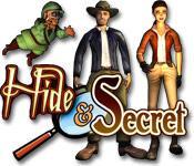 Funzione di screenshot del gioco Hide and Secret