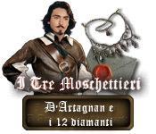 I Tre Moschettieri: D'Artagnan e i 12 diamanti game play