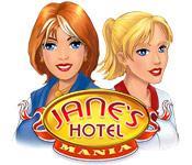 Funzione di screenshot del gioco Jane's Hotel Mania