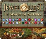 Funzione di screenshot del gioco Jewel Quest: Il drago di zaffiro