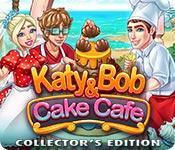 Funzione di screenshot del gioco Katy and Bob: Cake Cafe Collector's Edition