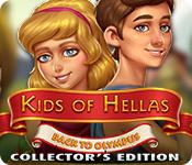 Funzione di screenshot del gioco Kids of Hellas: Back to Olympus Collector's Edition