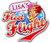 Lisa's Fleet Flight game play