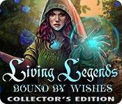 Funzione di screenshot del gioco Living Legends: Bound by Wishes Collector's Edition