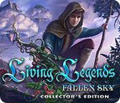 Funzione di screenshot del gioco Living Legends: Fallen Sky Collector's Edition