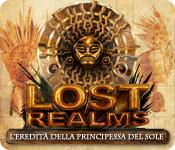 Funzione di screenshot del gioco Lost Realms: L'eredita della principessa del sole