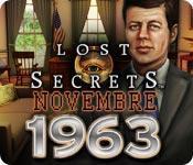 Funzione di screenshot del gioco Lost Secrets: Novembre 1963