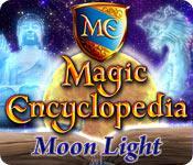 Funzione di screenshot del gioco Magic Encyclopedia: Moon Light
