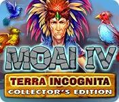 Funzione di screenshot del gioco Moai IV: Terra Incognita Collector's Edition