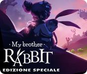 Funzione di screenshot del gioco My Brother Rabbit Edizione Speciale