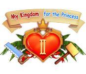 Funzione di screenshot del gioco My Kingdom for the Princess II