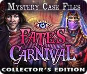 Funzione di screenshot del gioco Mystery Case Files®: Fate's Carnival Collector's Edition
