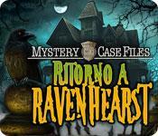 Funzione di screenshot del gioco Mystery Case Files: Ritorno a Ravenhearst