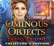 Funzione di screenshot del gioco Ominous Objects: Family Portrait Collector's Edition