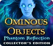 Funzione di screenshot del gioco Ominous Objects: Phantom Reflection Collector's Edition