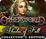 Funzione di screenshot del gioco Otherworld: Shades of Fall Collector's Edition
