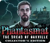 Funzione di screenshot del gioco Phantasmat: The Dread of Oakville Collector's Edition