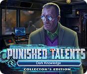 Funzione di screenshot del gioco Punished Talents: Dark Knowledge Collector's Edition