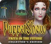 Funzione di screenshot del gioco PuppetShow: Faith in the Future Collector's Edition