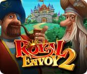Funzione di screenshot del gioco Royal Envoy 2