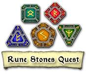 Funzione di screenshot del gioco Rune Stones Quest