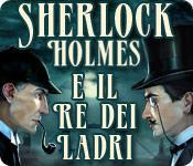 Funzione di screenshot del gioco Sherlock Holmes e il Re dei Ladri