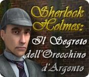 Sherlock Holmes: Il Segreto dell'Orecchino d'Argento game play