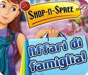Funzione di screenshot del gioco Shop-n-Spree: Affari di famiglia