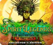 Funzione di screenshot del gioco Spirit Legends: The Forest Wraith Collector's Edition