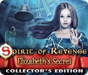 Funzione di screenshot del gioco Spirit of Revenge: Elizabeth's Secret Collector's Edition