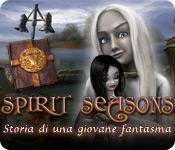 Funzione di screenshot del gioco Spirit Seasons: Storia di una giovane fantasma